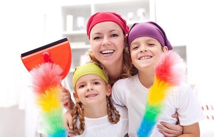 La importancia de la colaboración en la familia y sus beneficios